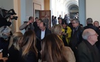 Prison ferme requise contre Paul-Félix Benedetti