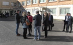 Bastia : Le « grand oral » de la rectrice devant les élèves de Giocante…