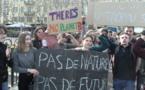 Même à Bastia les jeunes ont marché pour le climat