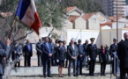 Souvenir et recueillement à Ajaccio pour les victimes de la guerre d'Algérie et des combats en Tunisie et au Maroc