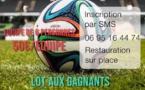 Tournoi de football le 3 avril à Corte au profit de la Marie-Do
