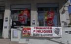 Une nouvelle mobilisation des agents des finances ce jeudi à Bastia