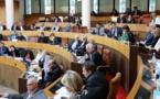 CdC : Un débat budgétaire sur fond de polémique politique