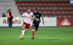 L'ACA rejoint sur le fil par Châteauroux (1-1)