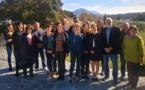 """Tourisme dans l'arrière-pays méditerranéen :  l'ATC  a présenté """"Vivimed"""" à Corti"""
