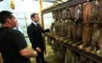 Emmanuel Macron à Cozzano : Les premières images