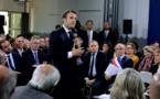 """La """"boîte à outils"""" du Président Macron"""