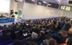 Più di 200 militanti à l'assemblea generale di Core In Fronte