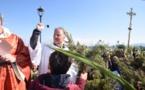 Bénédiction des Rameaux à Lisula