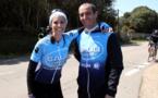 Cyclisme : Stevens Aubert et Mélanie Cantieri champions de Corse