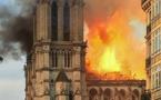 Incendie de Notre Dame : les réactions en Corse