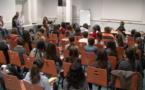 """Bastia : Quand le  """"Vieux lycée"""" accueille l'auteure Yaël Hassan"""