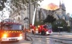 Incendie de Notre-Dame : mercredi, les cloches de la cathédrale sonneront en signe de solidarité