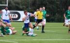 Les U20 d'Irlande font tomber le XV de France à Lumio (21-17)