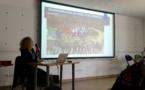 Granitula, ochju et ethnoscénologie en conference à l'università di Corsica