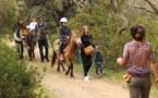 Une chasse aux œufs géante au parc de Saleccia