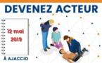 Ajaccio : Formation Premiers Secours - PSC1 le dimanche 12 mai