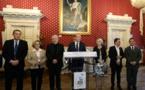 Ajaccio a reçu l'Ambassadrice de Suisse en France