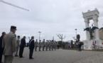 Cérémonie en mémoire des déportés à Calvi