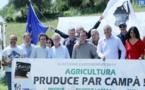 Européennes : François Alfonsi (EEV) à la rencontre des agriculteurs avec José Bové