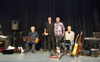 Concert-Poésie pour une autre Méditerranée à Bastia et Sartène