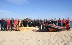 Les sauveteurs des plages corses  se forment en Balagne