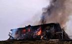 Incendie du refuge du GR20 : la réaction de Corsica Libera