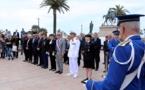 Cérémonie du 8-Mai à Ajaccio : l'indispensable devoir de mémoire