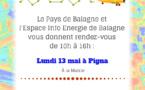 Permanence énergétique à Pigna le 13 mai