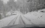 Météo  : Alerte jaune neige en Haute-Corse ce mercredi
