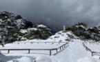 La Corse sous la neige au mois de Mai : Les photos des internautes