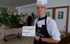 Master Élève 2019 : Maxime Compain remporte le concours de cuisine du LP du Finosello