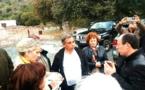 Elections européennes : Delphine Batho à présenté en Corse son manifeste pour une écologie intégrale