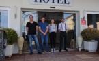 39 Route du Cap, 20200 Bastia Tél.: 04 95 31 56 63 | reception@hotel-calavita.com