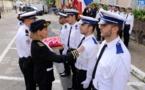 Ajaccio a rendu hommage aux policiers morts pour la France