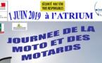 Journée des motos et des motards à l'Atrium : les inscriptions sont ouvertes