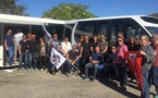La grève sur le réseau de bus ajaccien se poursuit ce lundi