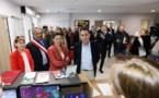 """Agnès Buzyn à Cargese : """"L'offre de soins en Corse va s'améliorer"""""""