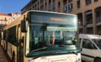 Conflit Muvistrada : La grève sur le réseau de bus ajaccien se poursuit ce mardi