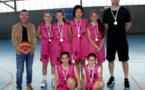 Porto Vecchio : Les basketteuses de l'ASPV récompensées