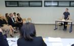 300 secondes pour les droits de l'homme : les lycéens ajacciens s'affrontent au concours de plaidoiries