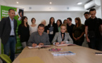 Le CIAS et la MILO d'Ajaccio forment les jeunes à l'autonomie alimentaire