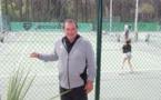 """Philippe Medori : """"Fidéliser les plus jeunes au tennis de compétition"""""""