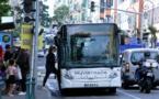 Pollution de l'air : bus gratuits à Ajaccio ce mardi