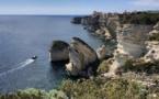 La photo du jour : Les falaises de Bonifacio