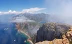 La photo du jour : magnifique Capu Rossu