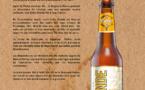Blonde, bio et sans gluten, c'est la nouvelle bière de la Brasserie Pietra