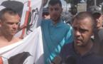 """Cyril Venouil (STC Meridionale) : """"On est venu matraquer des travailleurs qui défendent leurs emplois"""""""
