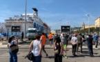 VIDEO - Port de Bastia : L'atmosphère se détend