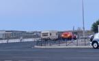 """Bastia : Incidents entre grévistes et passagers du """"Pascal-Lota"""""""
